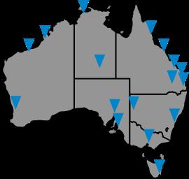 Agile Location in Australia
