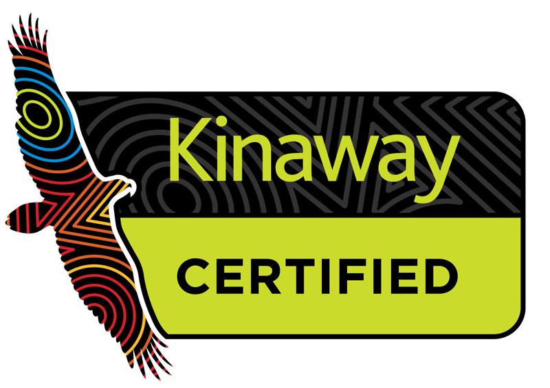 Kinaway Certified